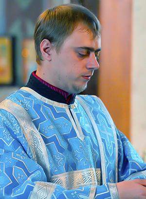 Диакон Георгий Бондарь. Руководитель группы «ПЧЁЛКА» Контактный телефон +7-914-162-47-07