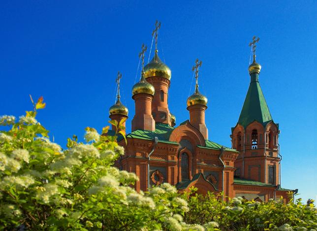 Свято-Иннокентьевский храм сегодня