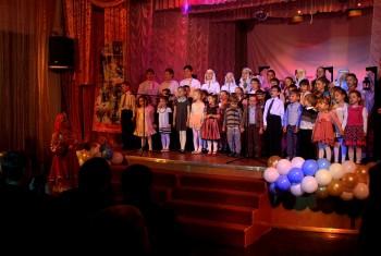 Состоялся юбилейный вечер, посвященный 115-летию Градо-Хабаровской Иннокентьевской церкви и 20-летию воскресной школы храма