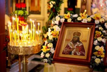 Приглашаем Вас на Престольный праздник