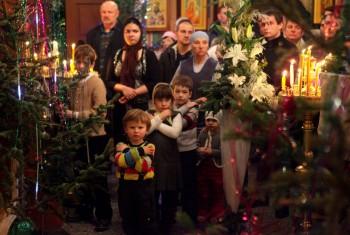 Рождество Христово. 2014 год