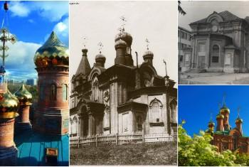 Краткий обзор главных событий из жизни Свято-Иннокентьевского прихода в минувшем году