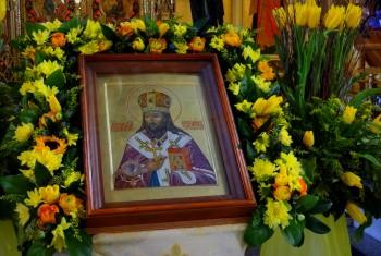 22 февраля Свято-Иннокентьевский храм отметил Престольный праздник