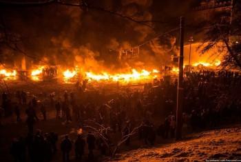 Молебен о мире на Украине