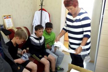 Свято-Иннокентьевский приход налаживает сотрудничество с детским домом № 6