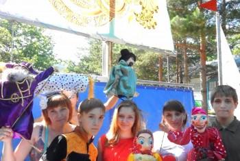 Воскресная школа Свято-Иннокентьевского храма приняла участие в работе Краевой творческой смены «Славянский дом»