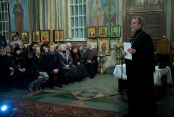 30 декабря 2015 года в Свято-Иннокентьевском храме состоится ежегодное общеприходское собрание