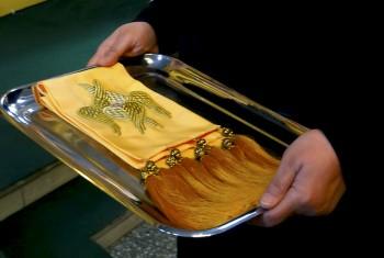 Первые плоды Златошвейной мастерской