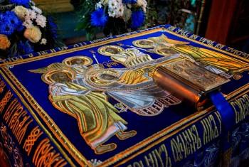Праздник Успения Божией Матери в Свято-Иннокентьевском храме