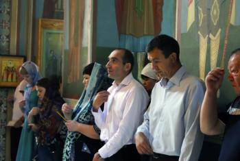 Молитвенной помощи у своих святых покровителей попросили ветеринары города Хабаровска