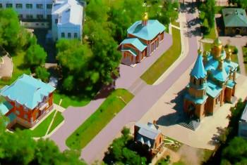 Крестильный храм и духовно-просветительский приходской центр появятся на территории Свято-Иннокентьевского прихода