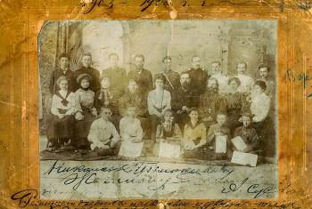 Редкая фотография появилась в архиве Свято-Иннокентьевского храма