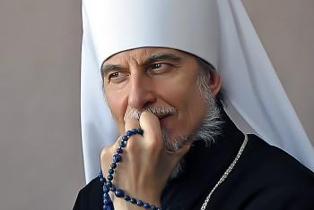 Поздравление с Юбилеем митрополита Хабаровского и Приамурского Игнатия