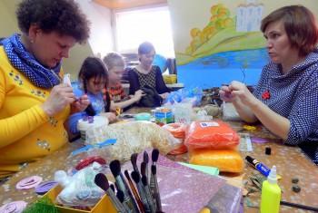 Приглашаем всех желающих на мастер-классы по изготовлению пасхальных подарков!