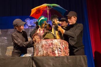 Православный театр куклы и актера «Встреча» стал обладателем «Гран-при» Межрегионального фестиваля