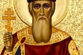 Поздравляем митрополита Хабаровского и Приамурского Владимира с днем его тезоименитства!