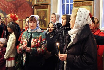 30 сентября — Молебен перед Ковчегом с частицей мощей святой блаженной Матроны Московской