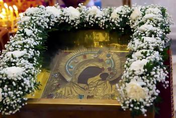 Вышенские святыни посетят Свято-Иннокентьевский храм