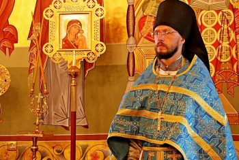 Назначен новый настоятель Свято-Иннокентьевского храма
