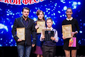 Заведующий воскресной школой Свято-Иннокентьевского храма принял участие в работе жюри городского фестиваля «Рождество глазами детей»