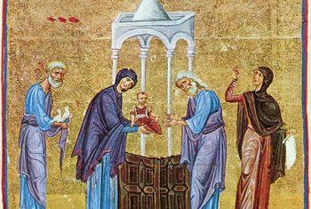 Слово в праздник Сретения Господня