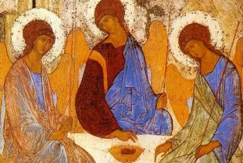 Слово о сошествии Святого Духа на Апостолов, сказанное в День  Святого Духа