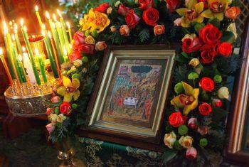 Праздник Святой Троицы. Фоторепортаж.