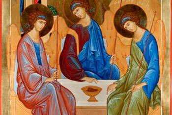 Проповедь Патриарха Кирилла в день Святой Троицы