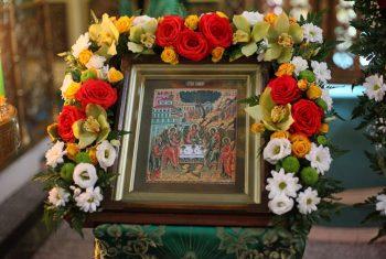 Праздник Святой Троицы. Фоторепортаж