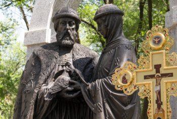День памяти святых благоверных князей Петра и Февронии Муромских