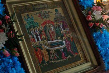 Праздник Успения Божией Матери. Фоторепортаж