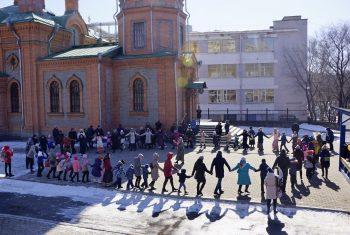 Народные гулянья перед Великим постом. Фоторепортаж