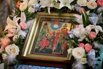 Благовещение Пресвятой Девы Владычицы нашей Богородицы