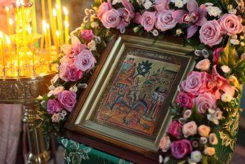Вход Господень в Иерусалим. Фоторепортаж