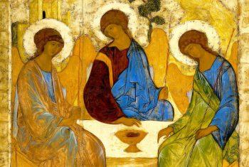 Поучение в день Святой Троицы