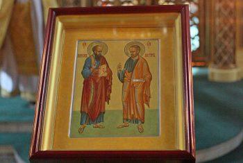 Праздник святых первоверховных апостолов Петра и Павла. Фоторепортаж