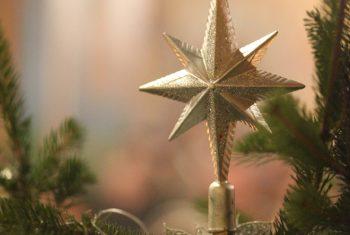 Ночная Божественная Литургия в праздник Рождества Христова