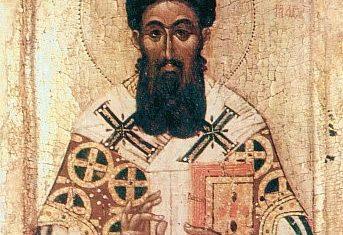 Проповедь святителя Григория Паламы по случаю эпидемии