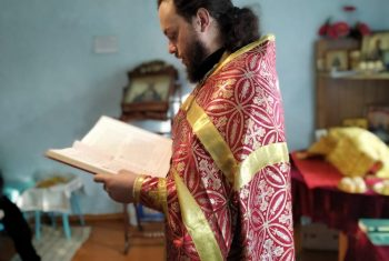 Поселок Новокуровка или молитва со святым