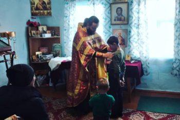 Миссия в поселке у «Трех сестер»