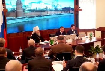 Протоиерей Олег Хуторской принял участие в заседании Совета при Президенте Российской Федерации по делам казачества