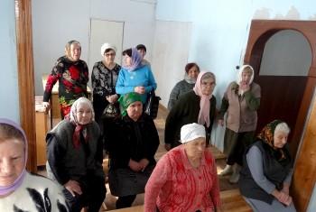 Жизнь православной общины поселка Маяк. Продолжение…