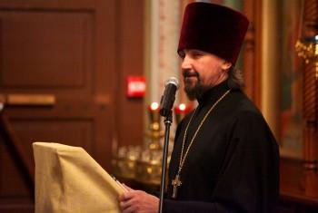 26 декабря 2012 года в храме святителя Иннокентия Иркутского прошло ежегодное приходское собрание