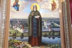 Икона преподобного Иосифа Волоцкого