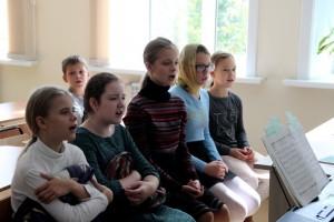 Воскресная школа открыла двери для учеников