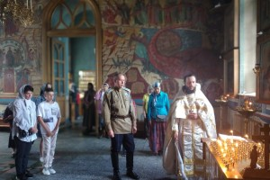 В Хабаровске молитвенно почтили память воинов, павших в Первой мировой войне