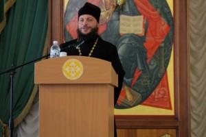 Настоятель храма принял участие в работе научно-практической конференции